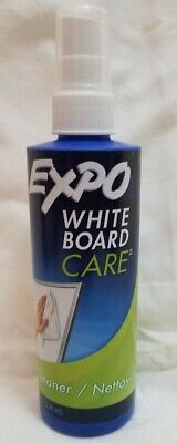 Expo Dry Erase Surface Cleaner 8oz Spray Bottle 81803