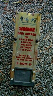 Rowe Bill Changer Hi-capacity Coin Hopper 6-50276-10