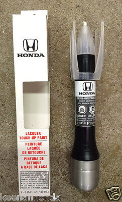 Genuine OEM Honda Touch Up Paint Pen   NH 797M Modern Steel Metallic