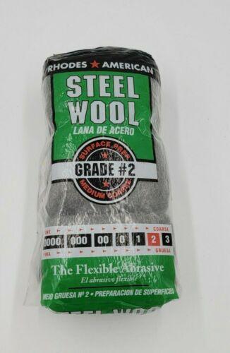Rhodes American - Steel Wool - Grade #2
