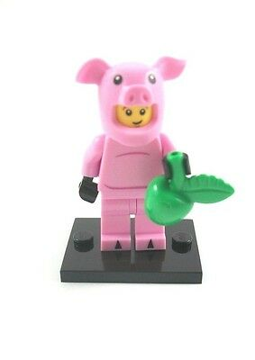 NEW LEGO MINIFIGURES SERIES 12 71007 - Guy in a Pig Costume - UNUSED ONLINE CODE