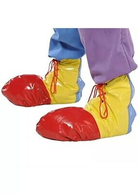 Amscan International Fancy Dress Costumes Clown Shoe Covers One Size Fits Most