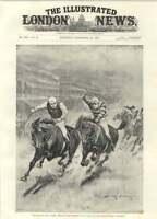 1894 Race For The St Leger Lord Alington's Filly Throstle Stanley Berkeley - stanley - ebay.co.uk