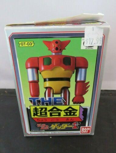Bandai Soul of The Chogokin GT-03 Getter Robo 1 Figure