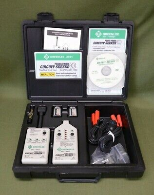 Greenlee 2011 00521 Power Finder Circuit Seeker New In Box