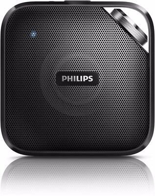 Philips BT2500B/37 Compact Wireless Portable Bluetooth Speaker (Philips Bt2500b 37 Compact Wireless Portable Bluetooth Speaker)