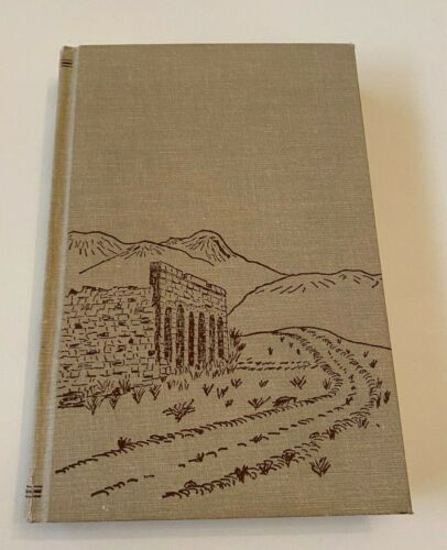 GHOSTS OF THE GLORY TRAIL- Nell Murbarger 1971 - SIGNED - Ghost Towns- Mining-