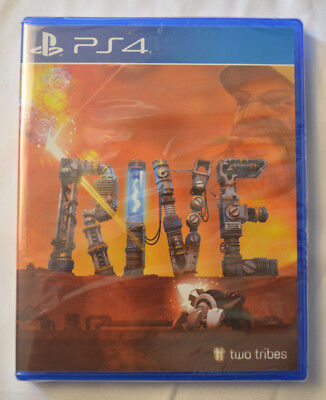 Rive Sony Playstation 4 PS4 LR-P39 Limited Run Games #68 New Sealed