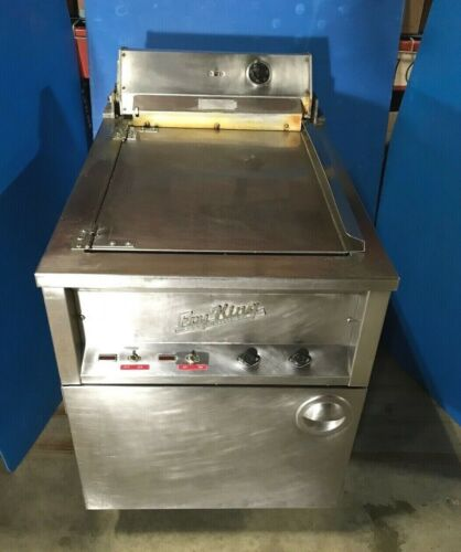 Donut Fryer Electric Commercial Fry King Donut Fryer Stand Alone