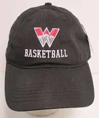 Colorado State University Basketball (Western Basketball Hat Cap State Univ Colorado Mountaineers USA Embroidery)