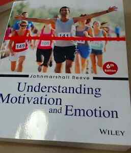 Understanding motivation and emotion - Johnmarshall Reeve - 6th