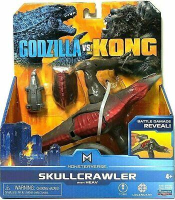 GODZILLA VS KONG Skullcrawler With HEAV 6
