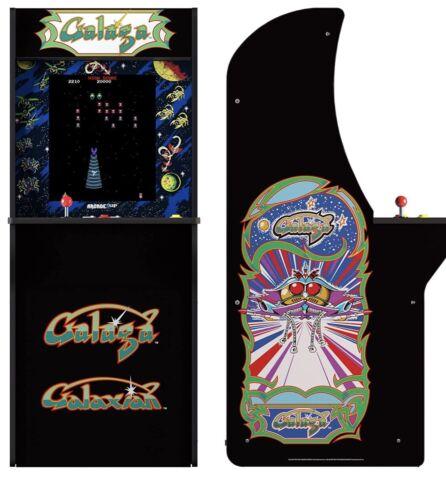 Arcade1up Galaga Cabinet With Galaga And Galaxian, Brand New! Free Ship!