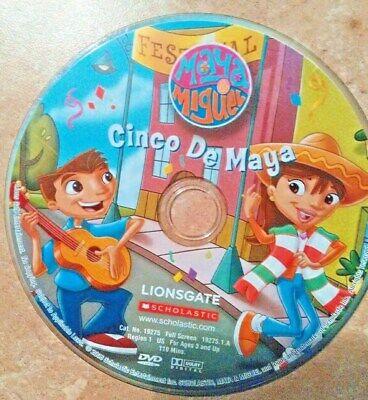 Cinco De Maya (Cinco De Maya dvd disc only NO)