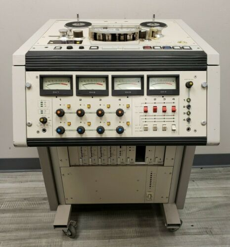 OTARI MTR-10 SERIES REEL-TO REEL PRODUCTION TAPE RECORDER  VINTAGE MTR-10-4
