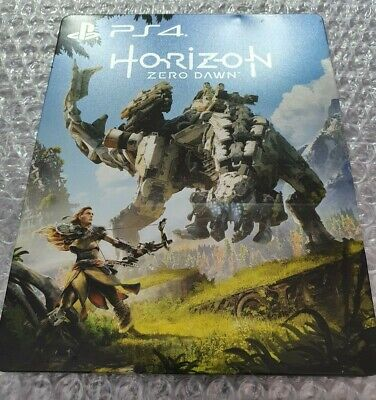 Horizon - Zero Dawn - Limited Edition Steelbook - G2 - PS4 - No Game  for sale  Shipping to Nigeria