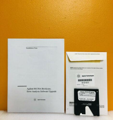 Agilent HP Keysight 86130-60101, 86130A Bit Error Analyzer Upgrade Kit. New!