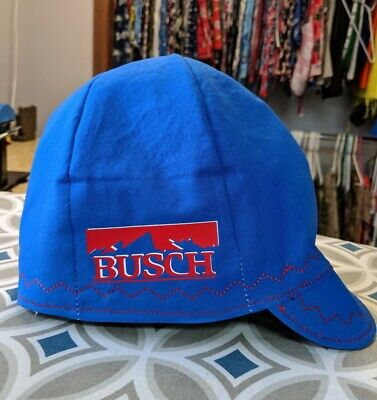Wendys Welding Hat Made With Busch Application New