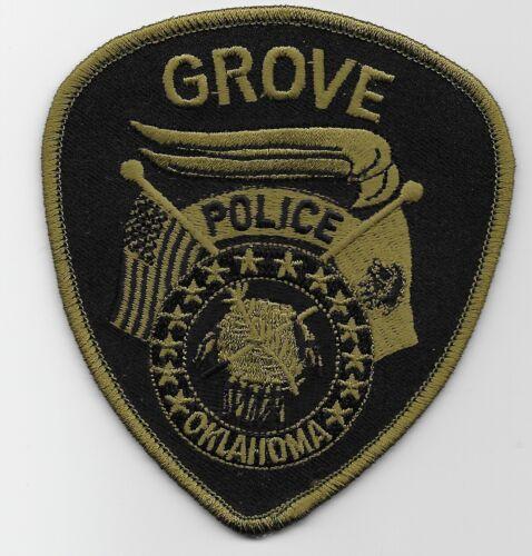 SWAT SRT Subdued Grove Police State Oklahoma OK