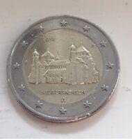 2 Euro Sondermünze Deutschland Niedersachsen 2014 D Schleswig-Holstein - Kaltenkirchen Vorschau