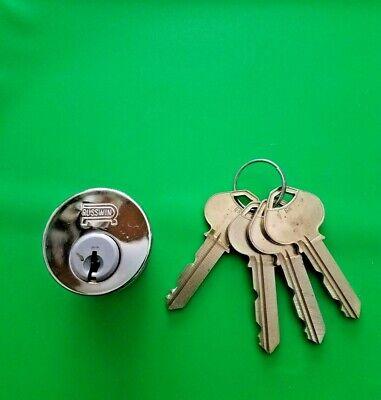 Corbin Russwin 6-pin Mortise Cylinder N6 Keyway 625 4 Keys Nos Locksmith