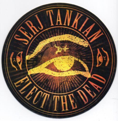 MINT ORIGINAL 2007 SERJ TANKIAN SYSTEM OF A DOWN