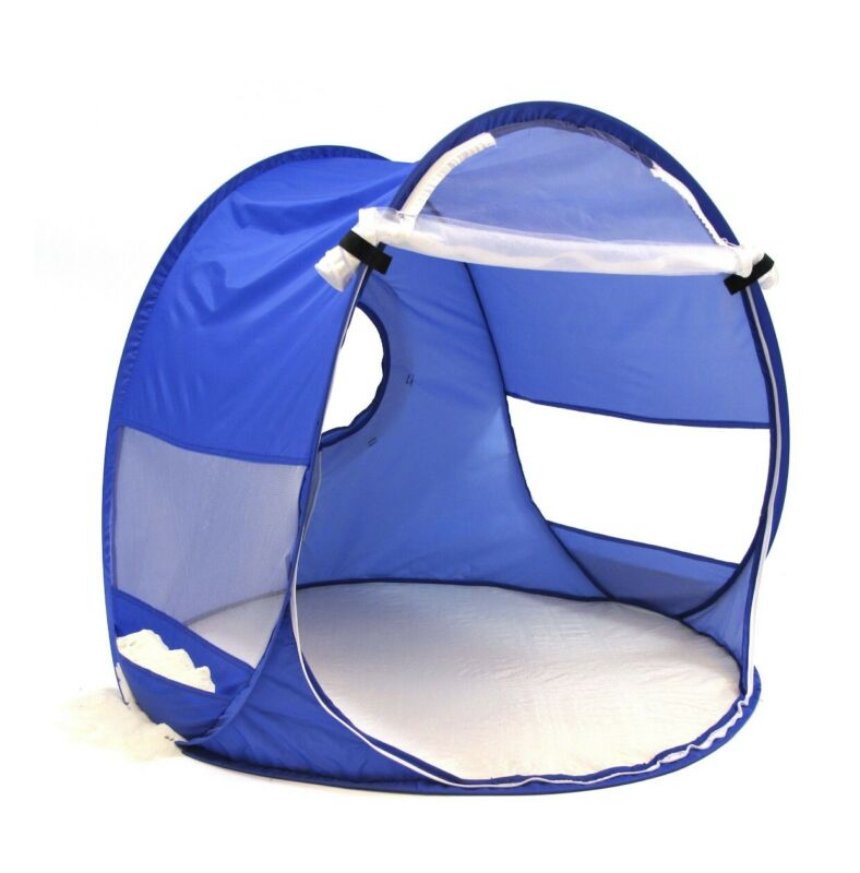 Beach Baby Pop-Up Shade Dome 50+ UPF Sun Protection
