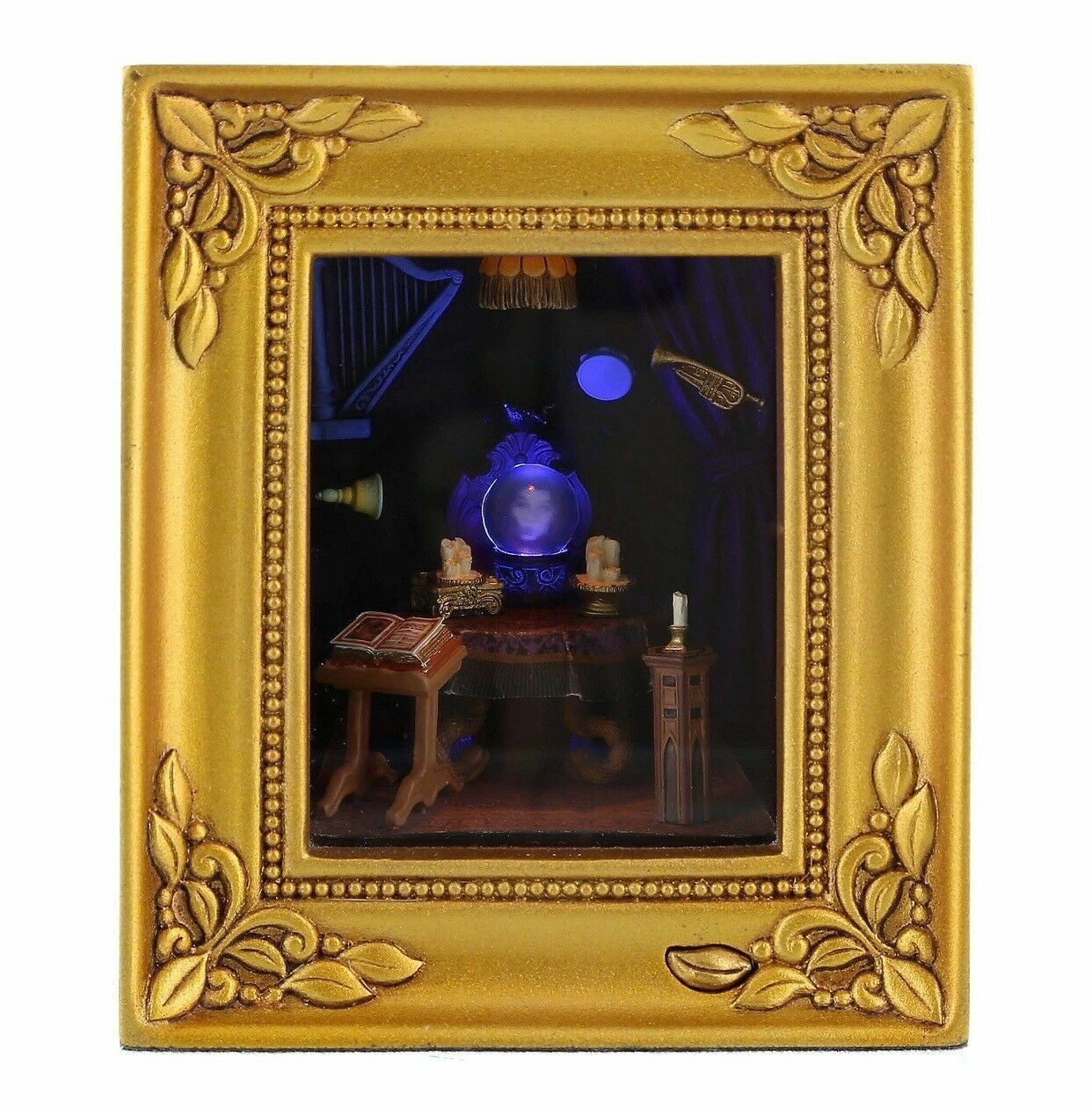 Disney Parks Gallery Of Light The Haunted Mansion Madame Leo