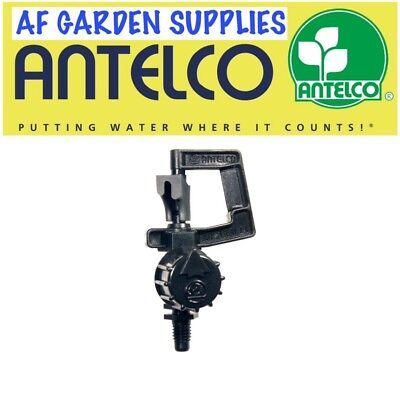 Rotary Sprinkler ( Variable Rotor Spray 360 deg, Rotary Sprinkler Micro Garden Irrigation/Watering)
