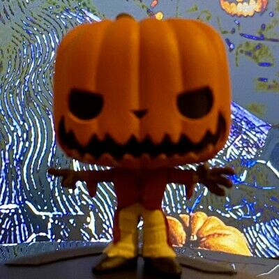 Pumpkin King from Funko Pocket Pop Nightmare Before Christmas Advent Calendar