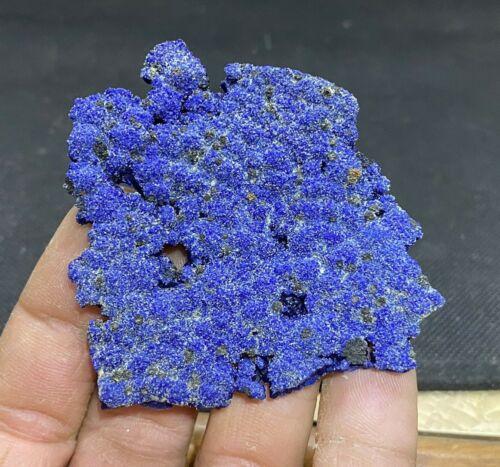 Azurite Crystal  Blueberry plate| La Sal Utah