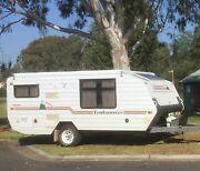 Trakmaster  caravan Wodonga Wodonga Area Preview