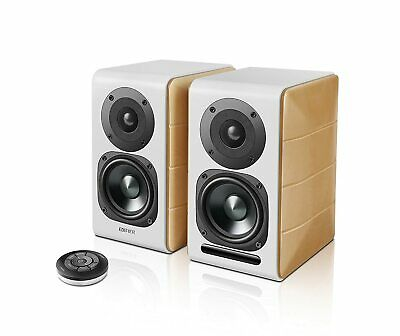 NEW Edifier S880DB Hi-Res Active Bluetooth Bookshelf Studio Speakers TV/MAC/PC