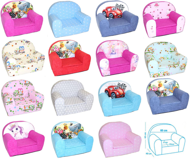 Kindersessel Kinder Minisofa Kindermöbel Kinder Sofa Sessel ...