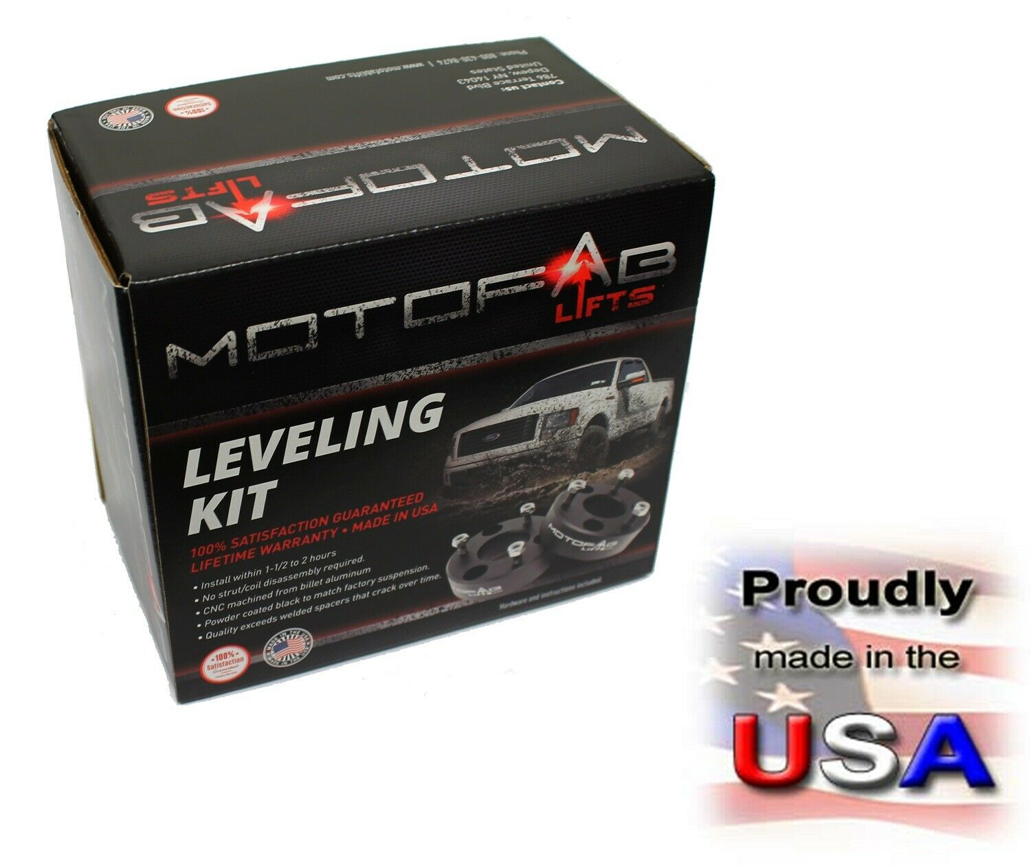 """::3"""" Front Leveling lift kit for 2007-2019 Chevy Silverado GMC Sierra GM 1500"""