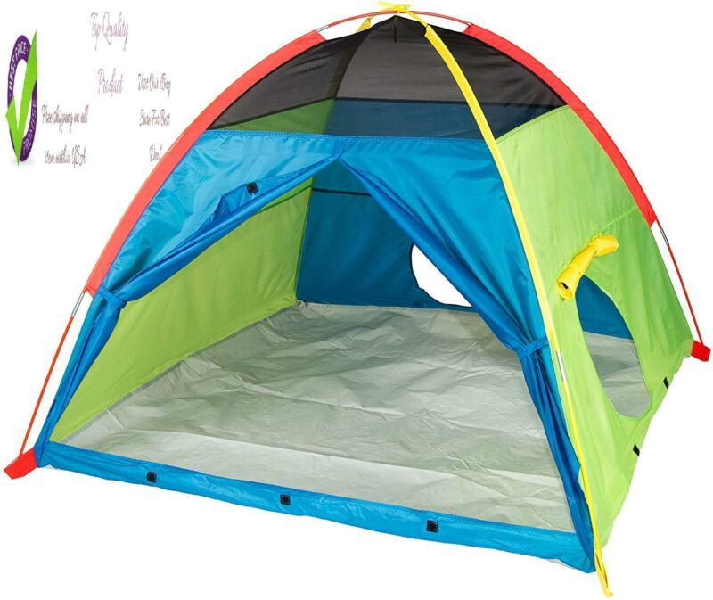 Pacific Play Tents 40205 Kids Super Duper 4-Kid Dome Tent Pl
