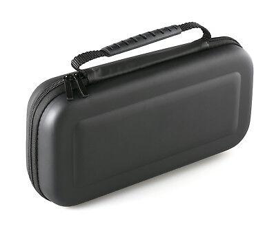 SKGAMES Tasche Hardcase Reise Hülle Schutz Cover für Nintendo Switch | Schwarz