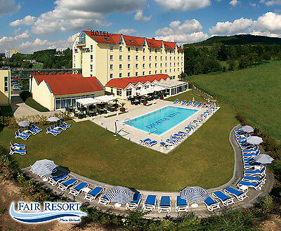 5TAGE WELLNESS ALL INCLUSIVE RELAXURLAUB in THÜRINGEN im RESORT HOTEL Pool Sauna