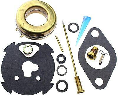 Carburetor Kit Float Fits Wisconsin S10d S12d S10do S14d L95 Replaces Lq45  Q74