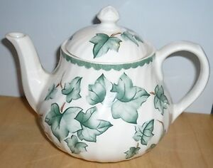 BHS COUNTRY VINE -  TEAPOT (LARGE)