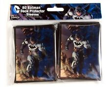 Dc Comics Deck Protector, Batman, 80 Sleeves, New