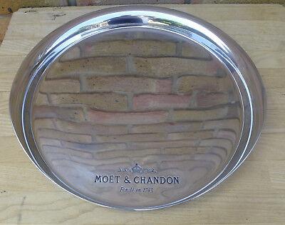 Metal Tray - Moet & Chandon Metal Tray
