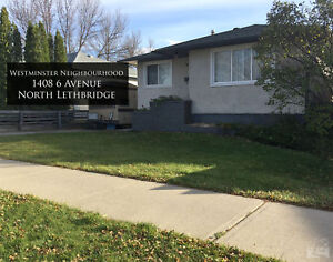 For Rent: 2 Bedroom Lower Suite (1408 6 Ave N)