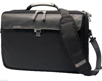 "OGIO Business 17"" Laptop / MacBook Pro Ultra Smooth Business Messenger Bag - New"