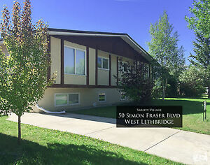 For Rent: 2 Bedroom Suite (50 Simon Fraser, Lethbridge)
