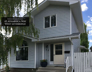 For Rent: 4 Bedroom Pet Friendly House (42 Athabasca Way)
