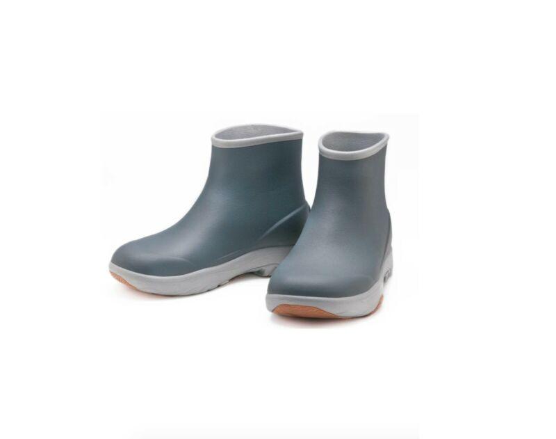 Shimano EVAIR Fishing Deck Boots - GRAY - Size 12 / Ship free