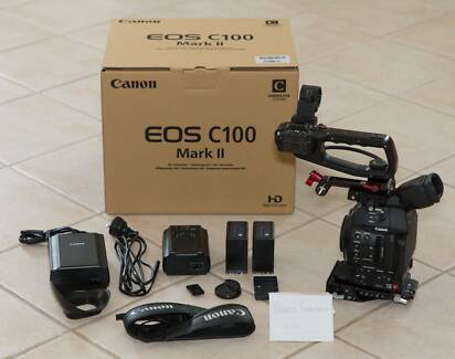 Canon C100 Mark II Kit