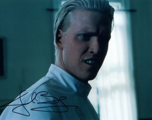 Jake Busey Signed Autographed 8x10 Photo The Frighteners Actor COA