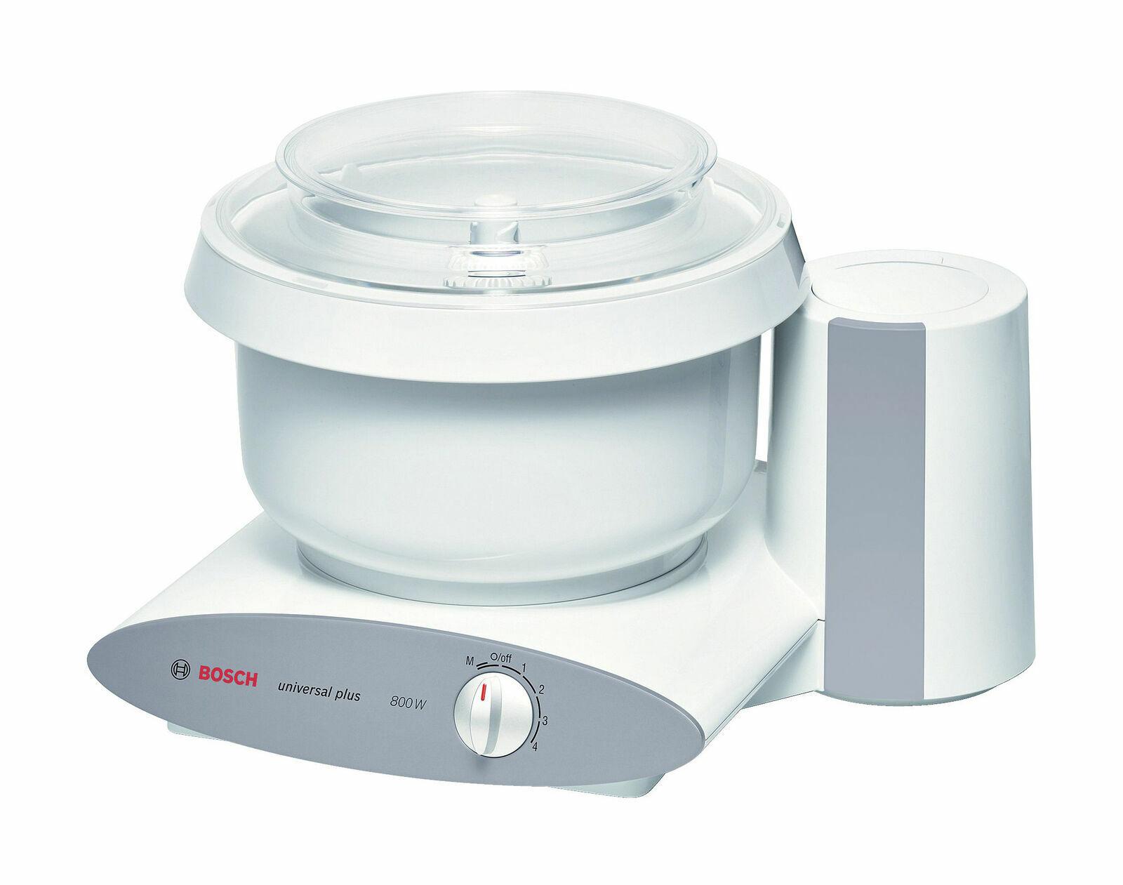 Bosch MUM6N10UCDE Universal Plus 800W Stand Mixer - White